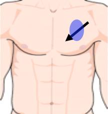 sensor position 2